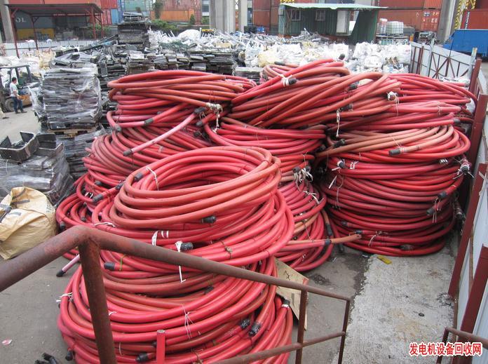 电缆电线回收